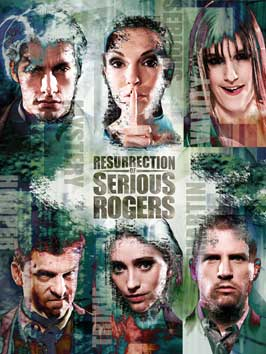 Resurrection of Serious Rogers - 11 x 17 Movie Poster - Style A