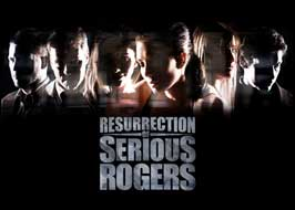 Resurrection of Serious Rogers - 11 x 17 Movie Poster - Style D