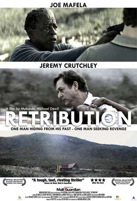 Retribution - 11 x 17 Movie Poster - South Africa Style A