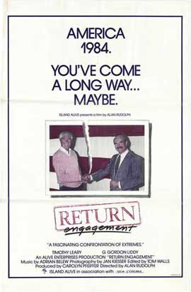 Return Engagement - 27 x 40 Movie Poster - Style A