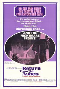 Return From the Ashes - 27 x 40 Movie Poster - Style A