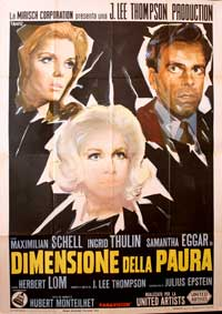 Return From the Ashes - 27 x 40 Movie Poster - Italian Style A