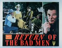 Return of the Bad Men - 11 x 14 Movie Poster - Style A