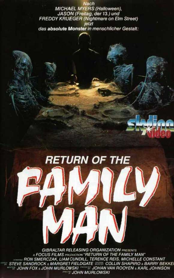 Return of the Family Man movie