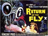 Return of the Fly - 11 x 14 Movie Poster - Style A