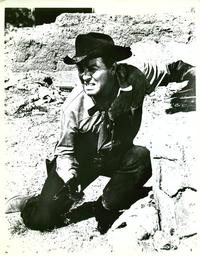 Return of the Gunfighter - 8 x 10 B&W Photo #3