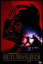 Return of the Jedi - 27 x 40 Movie Poster - Style L