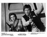 Return of the Jedi - 8 x 10 B&W Photo #1