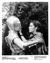 Return of the Jedi - 8 x 10 B&W Photo #2