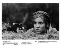 Return of the Jedi - 8 x 10 B&W Photo #6