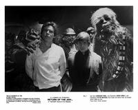 Return of the Jedi - 8 x 10 B&W Photo #11