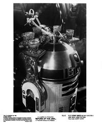 Return of the Jedi - 8 x 10 B&W Photo #13