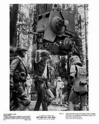 Return of the Jedi - 8 x 10 B&W Photo #18
