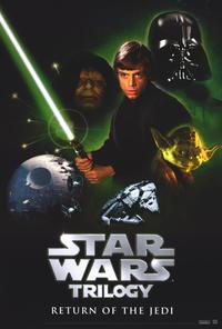 Return of the Jedi - 11 x 17 Movie Poster - Style E