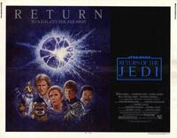 Return of the Jedi - 11 x 14 Movie Poster - Style A