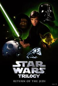 Return of the Jedi - 27 x 40 Movie Poster - Style E