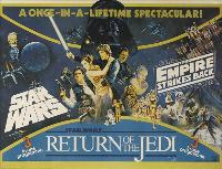 Return of the Jedi - 30 x 40 Movie Poster - Style A