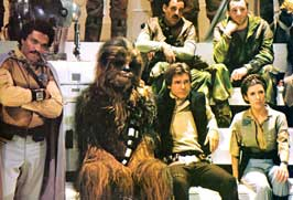 Return of the Jedi - 8 x 10 Color Photo #52