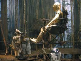 Return of the Jedi - 8 x 10 Color Photo #56