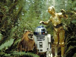 Return of the Jedi - 8 x 10 Color Photo #77
