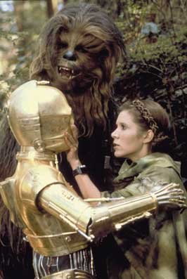 Return of the Jedi - 8 x 10 Color Photo #117