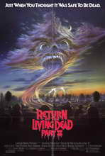 Return of the Living Dead 2 - 11 x 17 Movie Poster - Style A