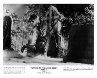 Return of the Living Dead 2 - 8 x 10 B&W Photo #2