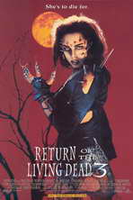 Return of the Living Dead 3 - 11 x 17 Movie Poster - Style A