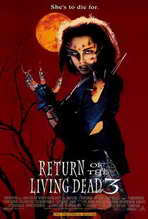 Return of the Living Dead 3 - 27 x 40 Movie Poster - Style A