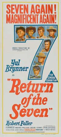 Return of the Secaucus Seven - 13 x 30 Movie Poster - Australian Style A