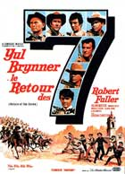 Return of the Magnificent Seven - 11 x 17 Movie Poster - French Style A