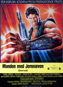 Return of the Terminator - 27 x 40 Movie Poster - Danish Style A