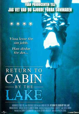 Return to Cabin by the Lake - 11 x 17 Movie Poster - Style A