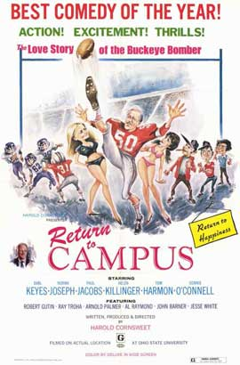 Return to Campus - 11 x 17 Movie Poster - Style A
