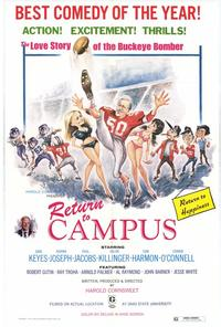 Return to Campus - 43 x 62 Movie Poster - Bus Shelter Style A