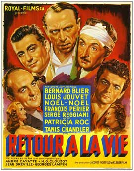 Return to Life - 11 x 17 Movie Poster - French Style A