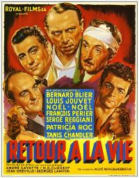 Return to Life - 27 x 40 Movie Poster - French Style A