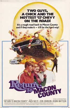 Return to Macon County - 11 x 17 Movie Poster - Style A