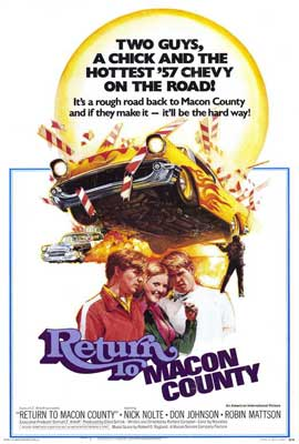 Return to Macon County - 27 x 40 Movie Poster - Style A