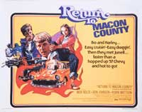 Return to Macon County - 11 x 17 Movie Poster - Style B