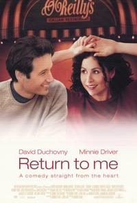 Return to Me - 27 x 40 Movie Poster - Style A