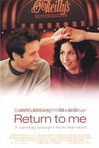 Return to Me - 43 x 62 Movie Poster - Bus Shelter Style A