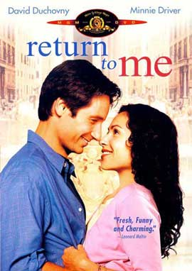 Return to Me - 27 x 40 Movie Poster - Style B