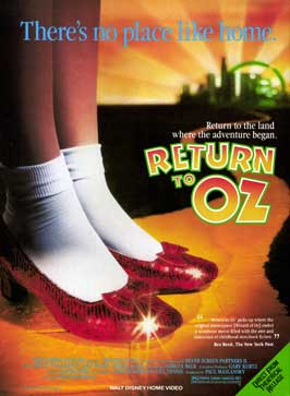 Return to Oz - 27 x 40 Movie Poster - Style B
