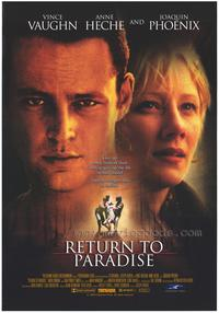 Return to Paradise - 43 x 62 Movie Poster - Bus Shelter Style A