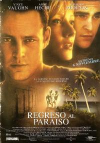 Return to Paradise - 11 x 17 Movie Poster - Spanish Style A