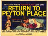 Return to Peyton Place - 11 x 17 Movie Poster - Style C