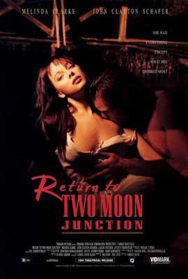 Return to Two Moon Junction - 27 x 40 Movie Poster - Style A