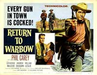 Return to Warbow - 11 x 14 Movie Poster - Style A