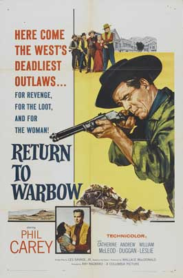Return to Warbow - 11 x 17 Movie Poster - Style A